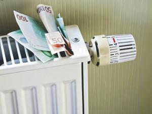 valvula termostatica en radiador