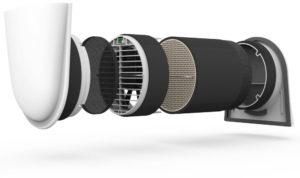 unidad de ventilación smartfan