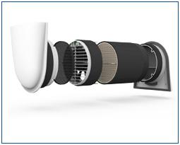 recuperador de calor getair smartfan