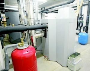Calderas calefaccion central
