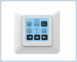 unidad de control ventilacion descentralizada