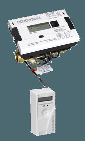 contador de energia y repartidor de costes