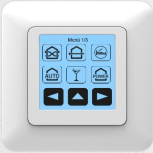 centralita Touch Control