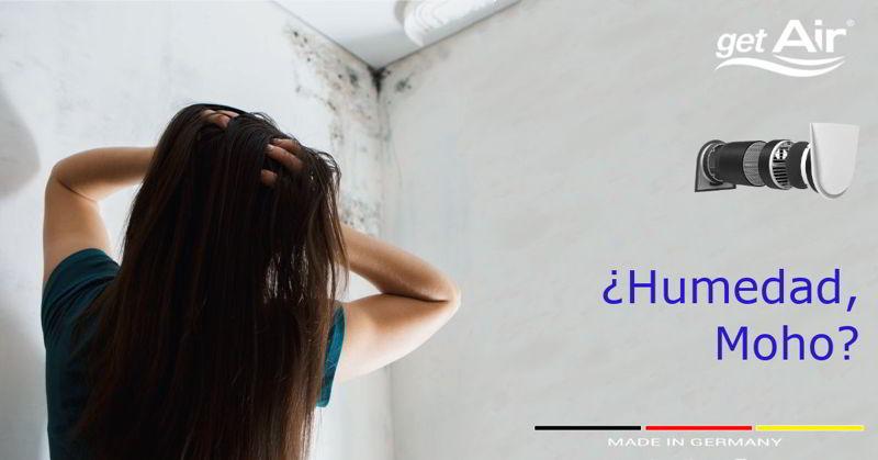 Soluci n humedad por condensaci n recuperadores de calor - Humedad por condensacion en paredes ...