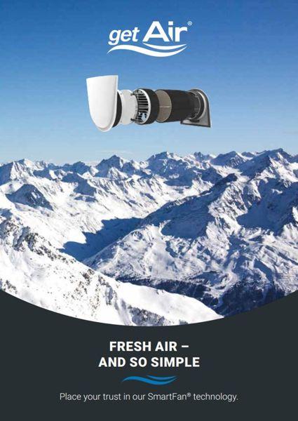 Ventilador SmartFan portada catálogo
