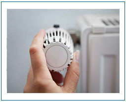 ahorro en calefaccion con valvulas y cabezales termostáticos